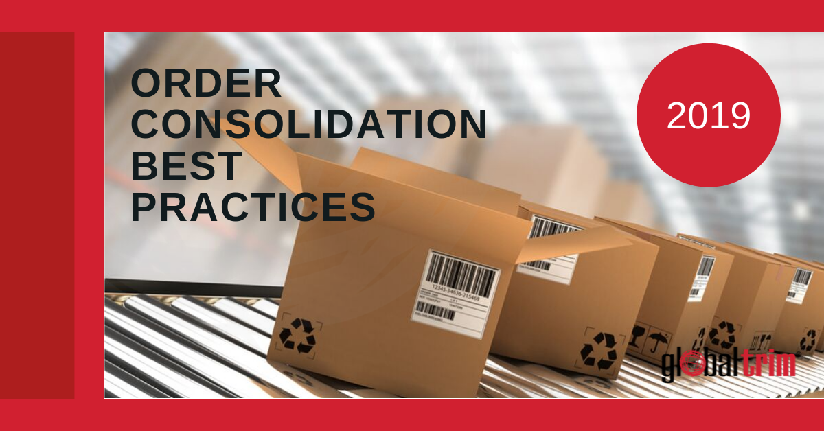 Order Consolidation Best Practices